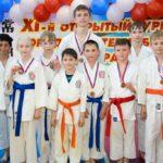 9 открытый турнир города Екатеринбурга по каратэ-до, посвященный Дню Победы
