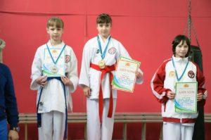 Первенство Свердловской области по каратэ-до среди юношей и девушек в возрасте 10-13 лет