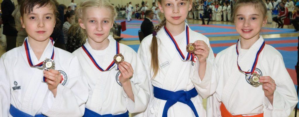 Первенство Уральского Федерального Округа по каратэ-до среди юношей и девушек 10-13 лет