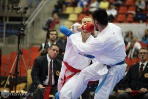 Виталий Василов на Чемпионате Мира - 2016