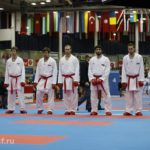 Видео поединков Виталия Василова на Чемпионате Мира — 2016 в г. Линц (Австрия)