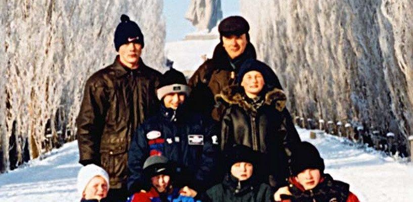 Первенство России (г. Волгоград)-1999