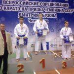Всероссийские соревнования на призы Чемпиона СССР Дмитрия Обухова-2015