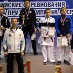 Всероссийские соревнования на призы Чемпиона СССР Дмитрия Обухова-2016