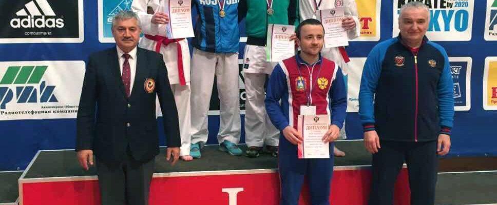 Первенство России по каратэ-2016 (г. Пенза)
