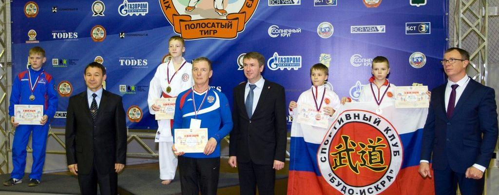 Международный турнир «Полосатый тигр»-2015