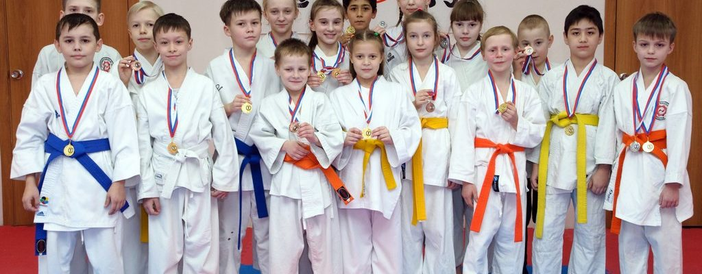 Новогодний городской турнир по каратэ-2017