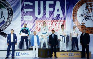 Open Ufa - Полосатый тигр-2017