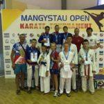 MANGYSTAU OPEN-2018 (г. Актау, Казахстан)